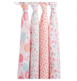 Aden + Anais A+A | Tea Collection Swaddle Blanket