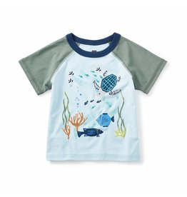 tea collection Great Barrier Reef Graphic Tee