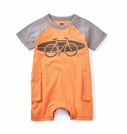 tea collection Cruz Cargo Romper