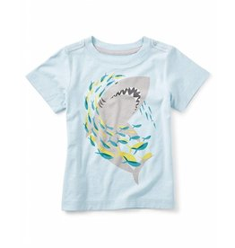 tea collection tc Great White Graphic Tee