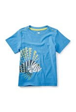tea collection Tea Collection Lion Fish Graphic Tee