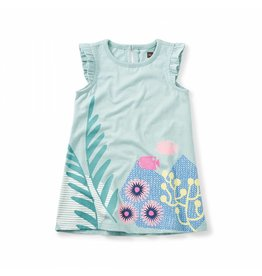 tea collection tc Ningaloo Graphic Baby Dress