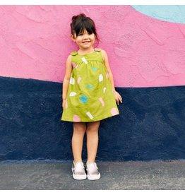 tea collection Jackfruit Baby Dress