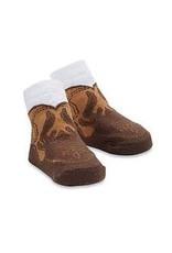 Mud Pie Mud Pie Cowboy Boot Socks