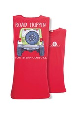 Southern Couture Southern Couture Tank- Road Trippin