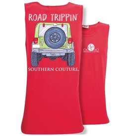 Southern Couture SC Tank- Road Trippin