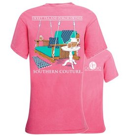 Southern Couture SC S/S Tee- Porch Swings