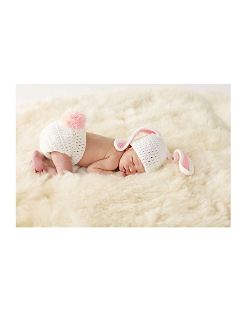 Mud Pie Mud Pie Newborn Bunny Photography Set
