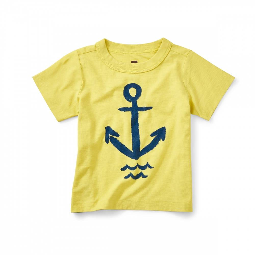 tea collection Tea Collection Augustus Baby Graphic Tee