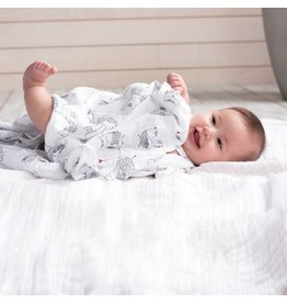 Aden + Anais Classic Swaddle Blankets- Lovebird