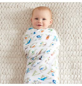 Aden + Anais A+A | Classic Swaddle Blankets- Paper Tales