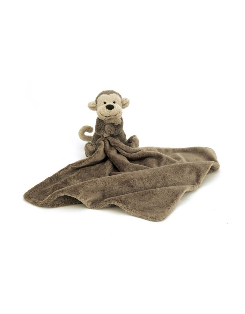 JellyCat JellyCat Bashful Monkey Soother
