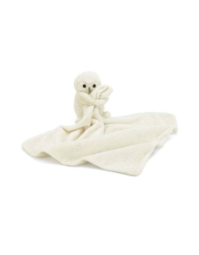 JellyCat JellyCat Bashful Owl Soother