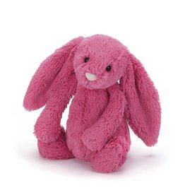 JellyCat JC Bashful Rose Bunny