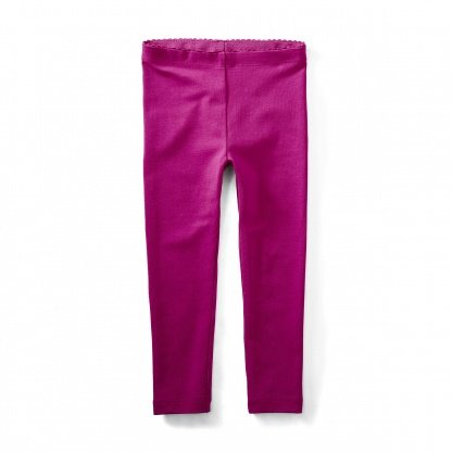 tea collection Tea Collection Dragonfruit Skinny Solid Leggings