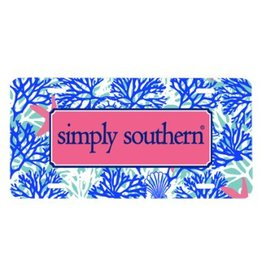 SS Simply Southern License Plate