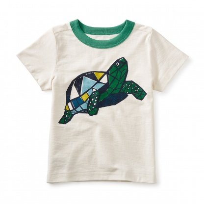 tea collection Turtle Power Graphic Tee