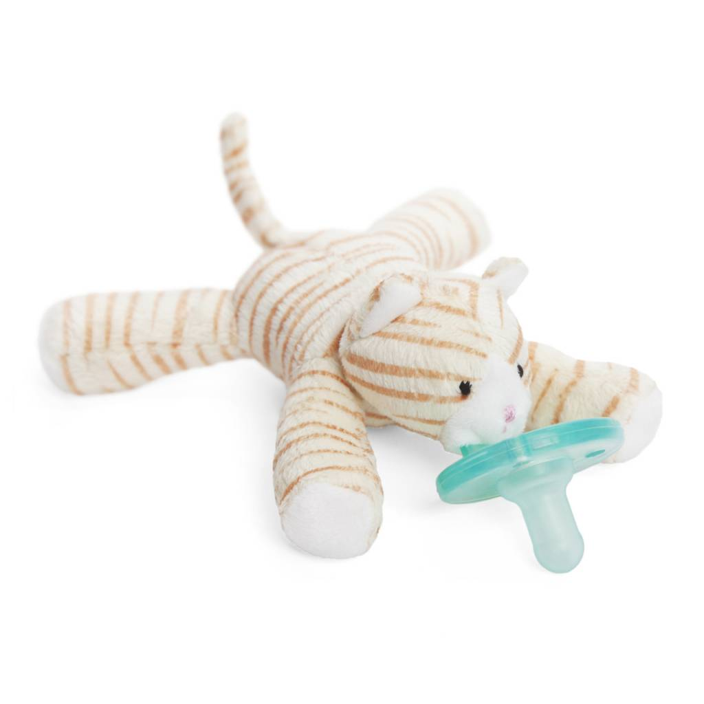 Wubbanub Wubbanub Pacifier- Tabby Kitten