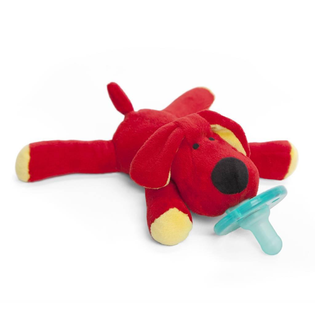 Wubbanub Wubbanub Pacifier- Red Dog