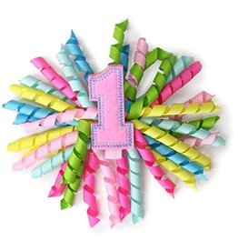 Mud Pie MP Bday 3-in-1 Bows