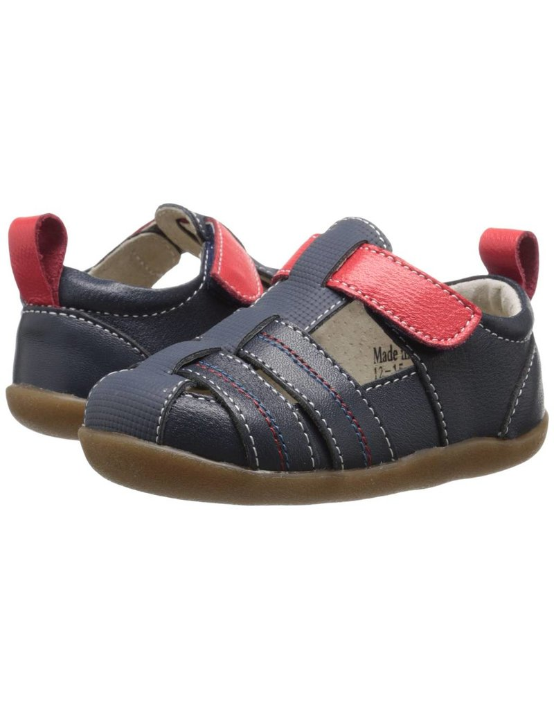 One of my favorite shoe brands for all three of my kids is See Kai Run Shoes. I first got introduced to See Kai Run when Hayley was an infant, 10 years back. I would go to the speciality stores near me and see the most adorable shoes.
