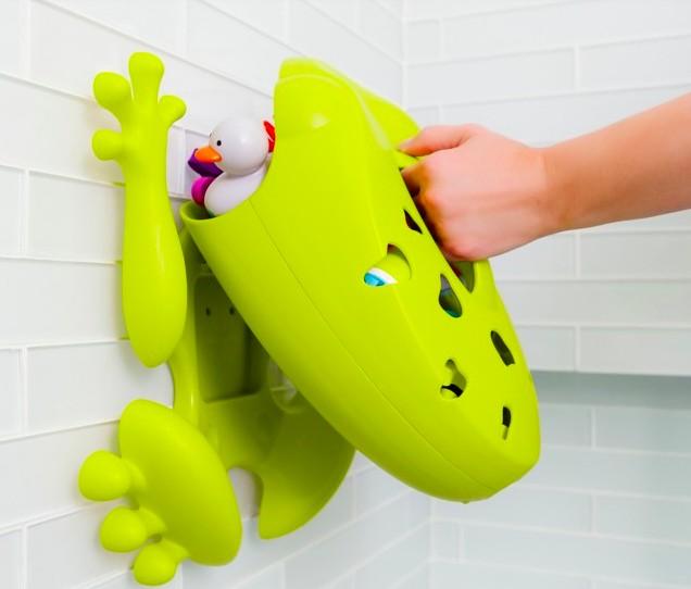 Tomy Frog Pod Bath Toy