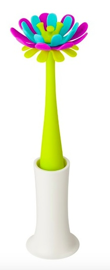 Tomy Forb Silicone Bottle Brush P/B