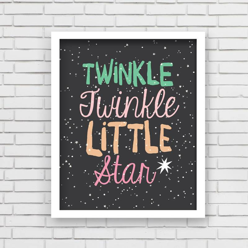 Lucy Darling Twinkle Girl 8x10