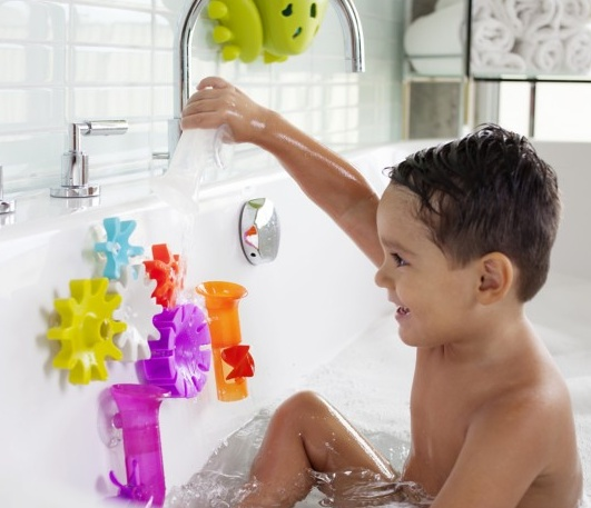 Tomy Cogs Bath Toy