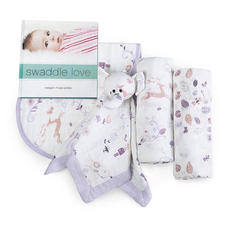 Aden + Anais Once Upon a Time New Beginning Gift Set