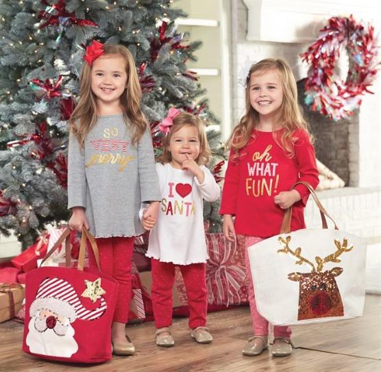 mudpie colorful christmas tunic - Mud Pie Christmas