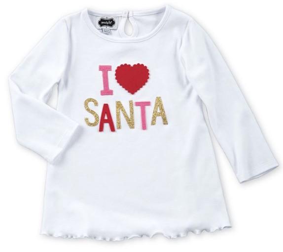 Mudpie Colorful Christmas Tunic