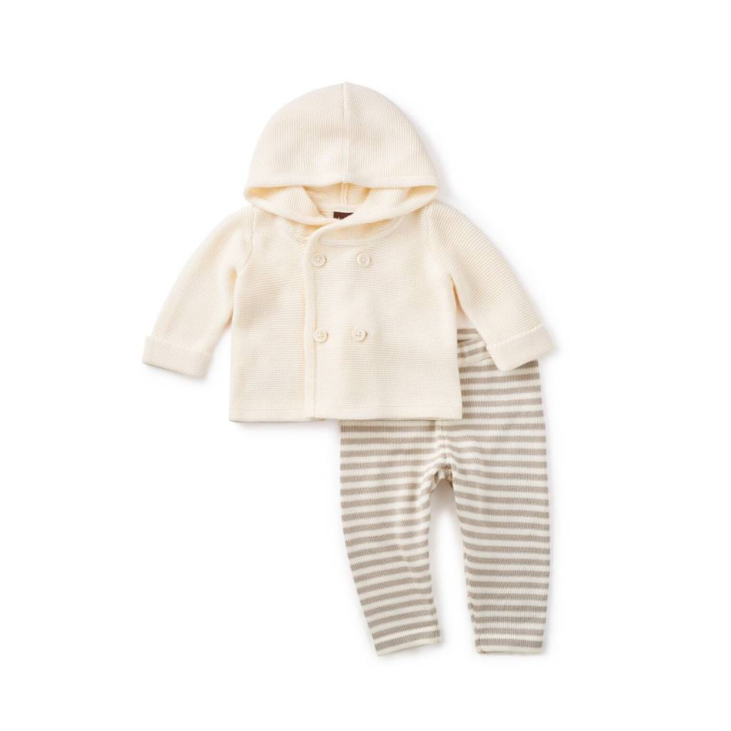 tea collection Zou Sweater Outfit