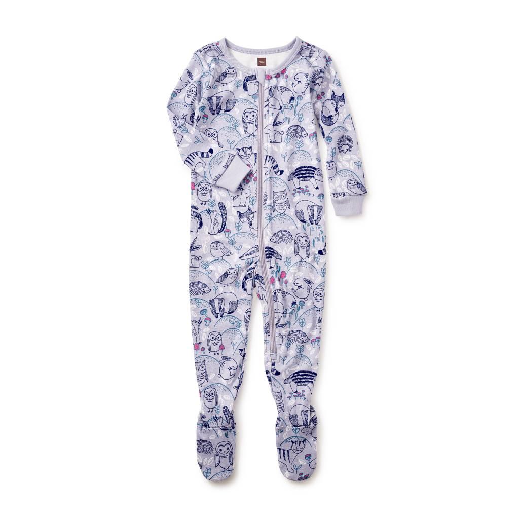 tea collection Frith Baby Pajamas