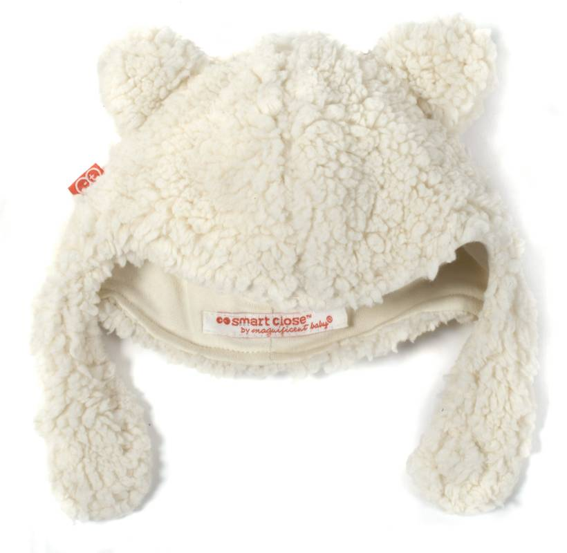 Magnificent Baby Magnetic Fleece Hat