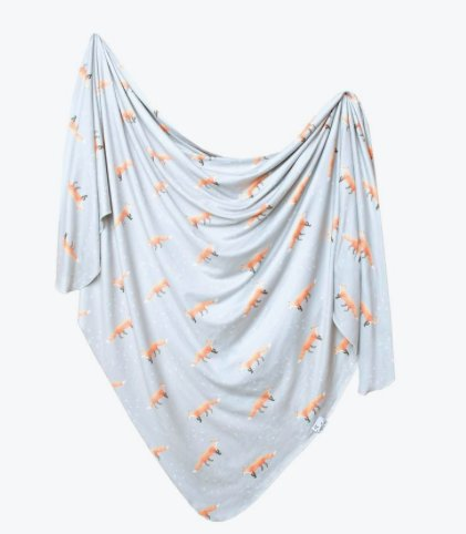 Copper Pearl Copper Pearl Knit Blanket Swift