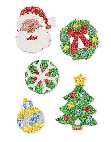 Melissa & Doug Mess-Free Glitter Christmas
