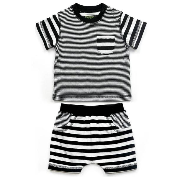 Kapital K 2-Piece tee/short Set