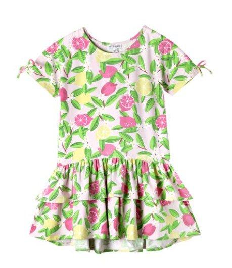 Art & Eden Lemon Meadow Dress