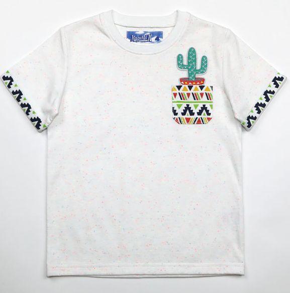 Kapital K Cactus Pocket Tee