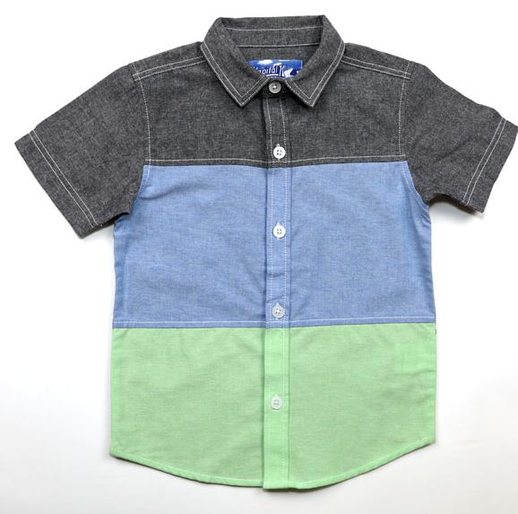 Kapital K Tri-Color Shirt