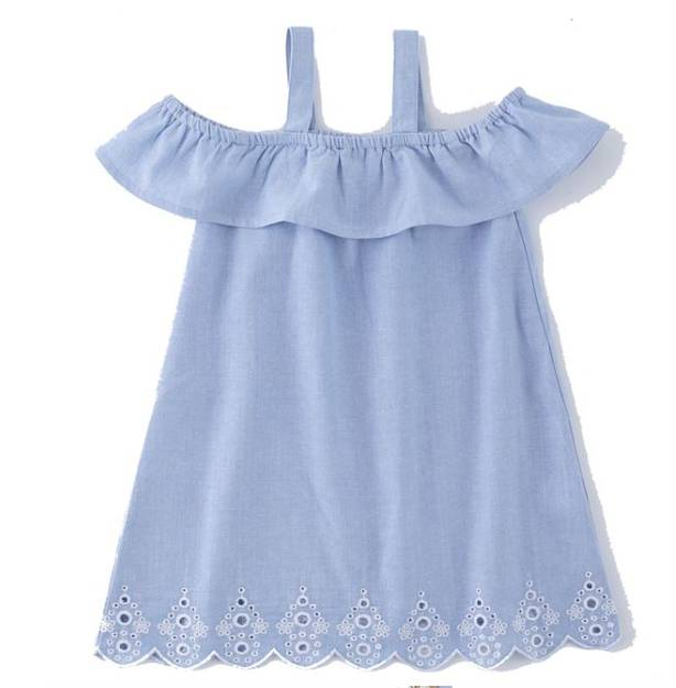 Mudpie Mini Juniper Dress