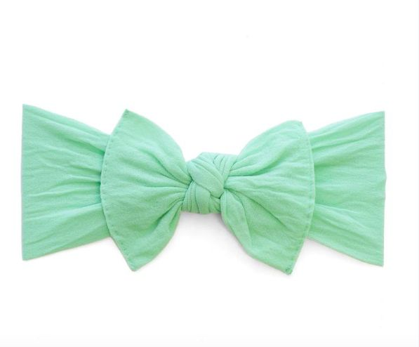 Baby Bling Baby Bling Knot Mint