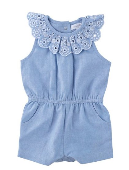Mudpie Mini Juniper Romper
