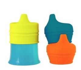 Tomy Snug Spout W/Cup Blue