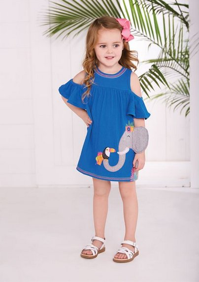 Mudpie Wild At Heart Dress