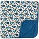 Kickee Pants Samba Toddler Blanket