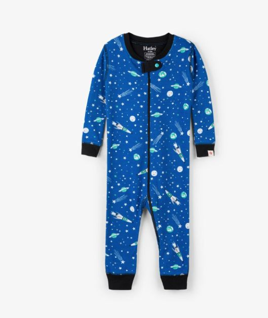 Hatley Outer Space Coverall
