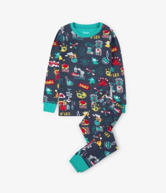Hatley Chemistry Pajama Set