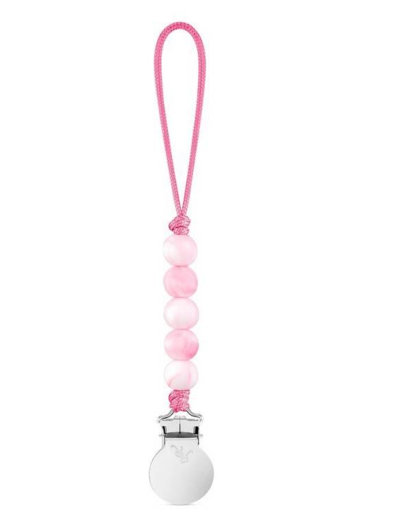 Ryan & Rose Quinn Cutie Clip Pink Marble
